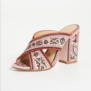 Ash mule sandals